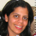 Photograph of Devika Vijayan